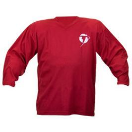 SportObchod hokejový dres červený