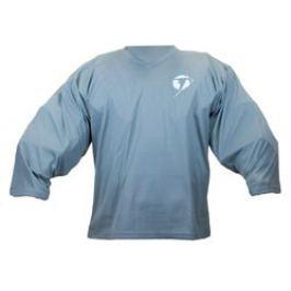 Hokejový brankařský tréninkový dres Sportobchod šedý