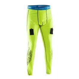 Kompresní hokejové kalhoty Salming se suspenzorem