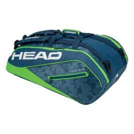 Taška na rakety Head Tour Team Monstercombi 12R Navy/Green