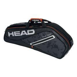 Taška na rakety Head Tour Team Pro 3R Black/Silver
