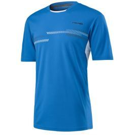 Pánské tričko Head Club Technical Blue