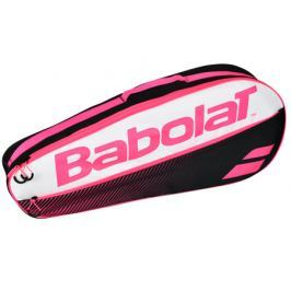 Taška na rakety Babolat Club Line Racket Holder Essential X4 Pink