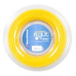 Tenisový výplet Tecnifibre Synthetic Gut 1,30 mm Yellow (200m)