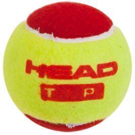 Dětské tenisové míče Head T.I.P. Red (3ks) - 5-8 let