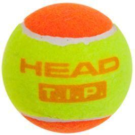 Dětské tenisové míče Head T.I.P. Orange (3ks) - 8-9 let