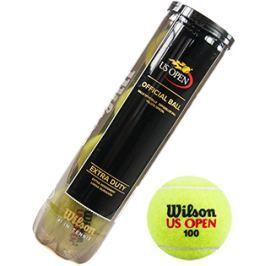 Tenisové míče Wilson US Open (4ks)