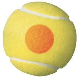 Dětské tenisové míče Wilson Starter Orange (48 ks) - 8-10 let