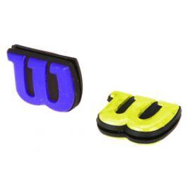 Vibrastop Wilson Pro Feel Blue/Yellow 2 ks