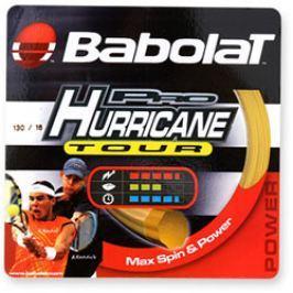 Tenisový výplet Babolat Pro Hurricane Tour 1,25 mm (12 m)