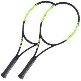 Set 2 ks tenisových raket Wilson Blade 98 16x19 CV