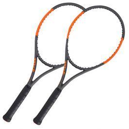 Set 2 ks tenisových raket Wilson Burn 100 S CV