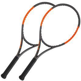 Set 2 ks tenisových raket Wilson Burn 100 CV
