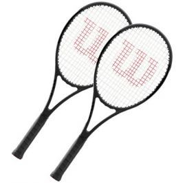 Set 2 ks tenisových raket Wilson PRO STAFF 97L CV