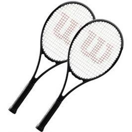 Set 2 ks tenisových raket Wilson PRO STAFF 97 CV
