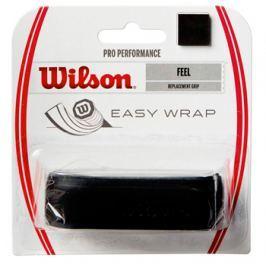 Omotávka na rakety základní Wilson Pro Performance Black