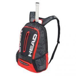 Batoh na rakety Head Tour Team Backpack Black/Red