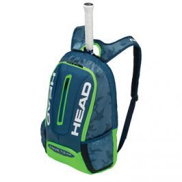 Batoh na rakety Head Tour Team Backpack Navy/Green