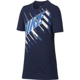 Dětské tričko Nike Dry Training Blue