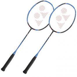 Set 2 ks badmintonových raket Yonex Voltric FB Black/Blue