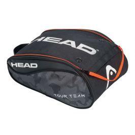 Taška na obuv Head Tour Team Shoe Bag Black/Silver