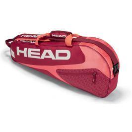 Taška na rakety Head Elite Pro 3R Red/Pink