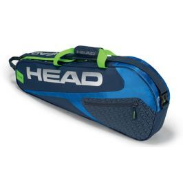 Taška na rakety Head Elite Pro 3R Blue/Green