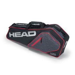 Taška na rakety Head Core Pro 3R Black/Silver