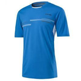 Dětské tričko Head Club Technical Blue