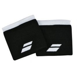 Potítka Babolat Logo Wristband Standard Black (2 ks)