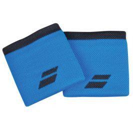Potítka Babolat Logo Wristband Standard Blue (2 ks)
