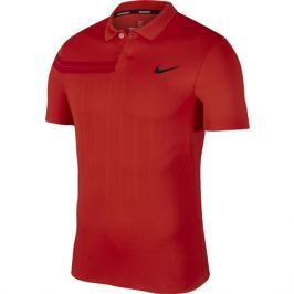 Pánské tričko Nike Court Zonal Cooling RF Advantage Habanero Red