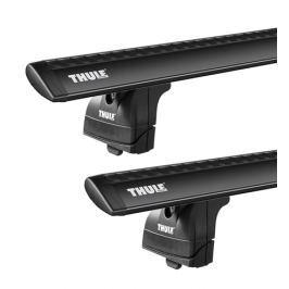 Střešní nosič Thule Ford Grand Tourneo Connect 5-dr MPV s integrovanými střešními podélníky 2014+ s hliníkovou tyčí černý