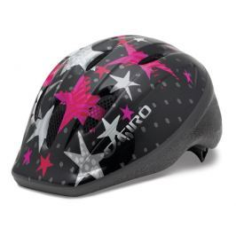 GIRO Rodeo black/pink stars 2017
