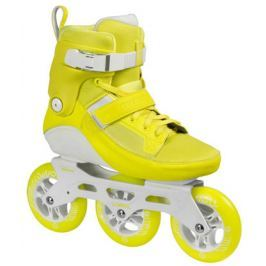 Inline brusle Powerslide Swell 110 Yellow Flash