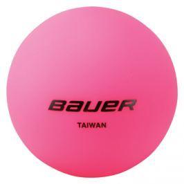 Hokejbalový míček Bauer Cool Pink - 4 ks