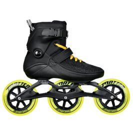 Inline brusle Powerslide Swell Black Road 125