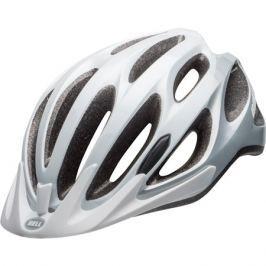 Cyklistická helma BELL Traverse bílo-stříbrná