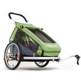 TESTOVACÍ: Dětský vozík Croozer Kid FOR 1