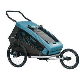 Dětský vozík Croozer Kid For 2  PLUS Click & Crooze