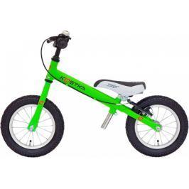 Dětské odrážedlo Kostka RUN zelené
