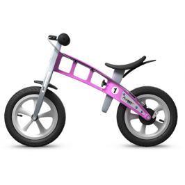 Dětské odrážedlo First Bike Street růžové