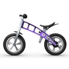 Dětské odrážedlo First Bike Street fialové
