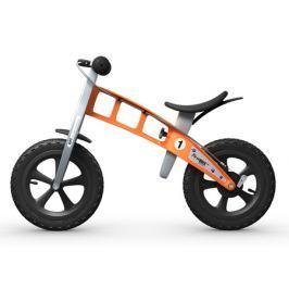 Dětské odrážedlo First Bike Cross oranžové