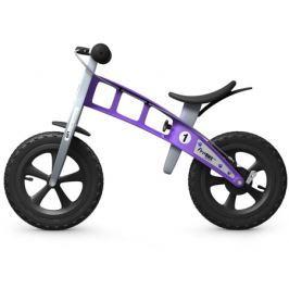 Dětské odrážedlo First Bike Cross fialové