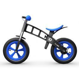 Dětské odrážedlo First Bike Limited Edition modré