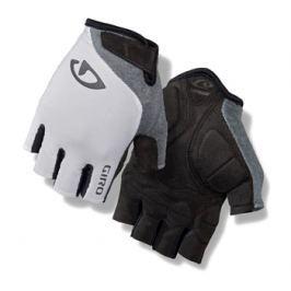 Dámské cyklistické rukavice GIRO Jag'ette bílo-titanové