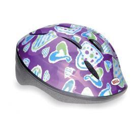 Dětská cyklistická helma BELL Zoom růžová 2016