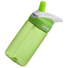 Dětská láhev CamelBak Eddy Kids 0.4L zelená