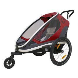Dětský vozík Hamax Outback One červeno-šedá